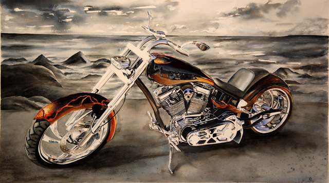 Ked motorcycles for How much to paint a motorcycle
